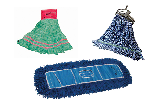 facility services rental wet-mops-microfiber-dust-control