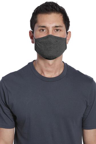 Tri-Blend Allmask Face Covering Face Mask 3