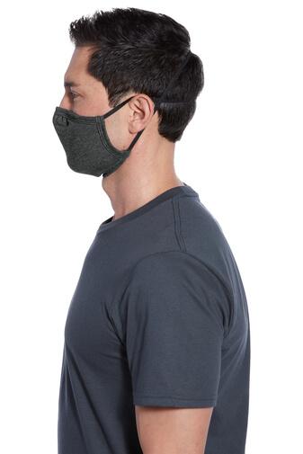 Tri-Blend Allmask Face Covering Face Mask 2