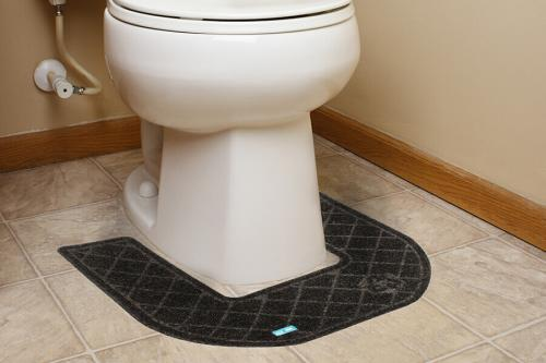 CleanShield Commode Mats