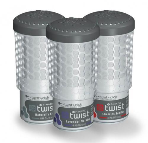F-Matic Twist Air Fresheners