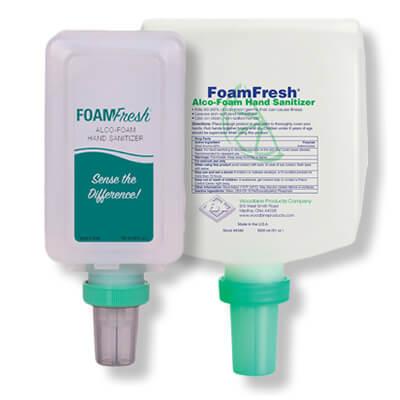 FoamFresh AlcoFoam Hand Sanitizer