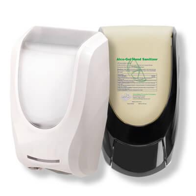 Dispensers For FoamFresh Soap or Hand Sanitizer