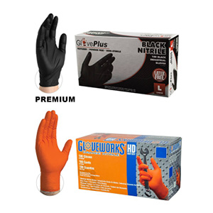 Nitrile Gloves from Ammex
