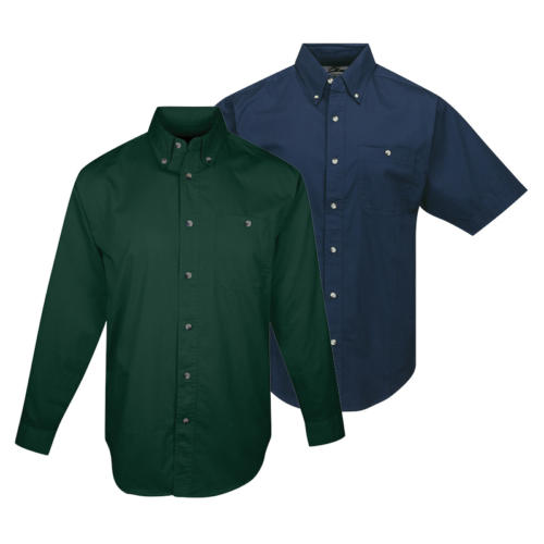 Cotton Dress Shirt from Tri-Mountain