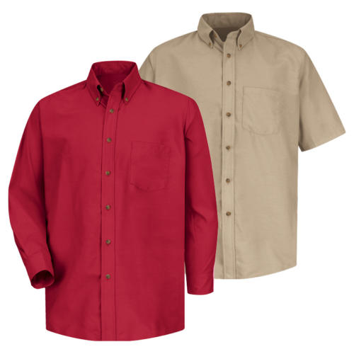 Poplin Dress Shirt from Red Kap