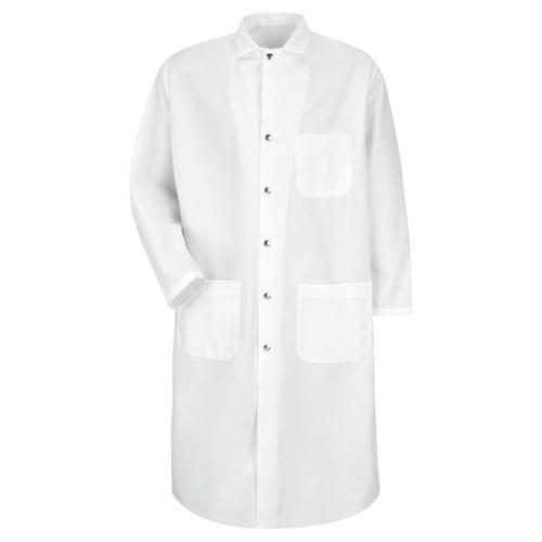 Snap-front Butcher Coat from Red Kap