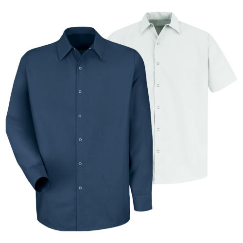 Specialized Polyester Work Shirt from Red Kap