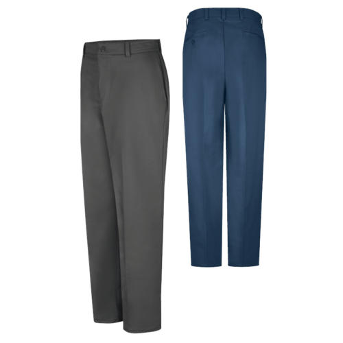 Wrinkle-Resistant Cotton Pants from Red Kap