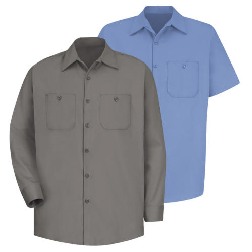 Industrial Work Shirt II from Red Kap