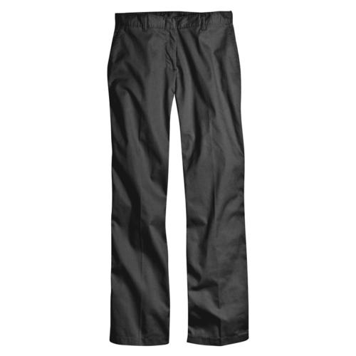Women's Premium Relaxed Fit Flat-Front Pants from Dickies